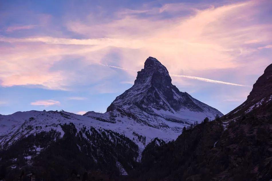 沒看過馬特宏峰,不能說你到過瑞士