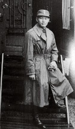 蔣介石的囚徒:一代名將孫立人