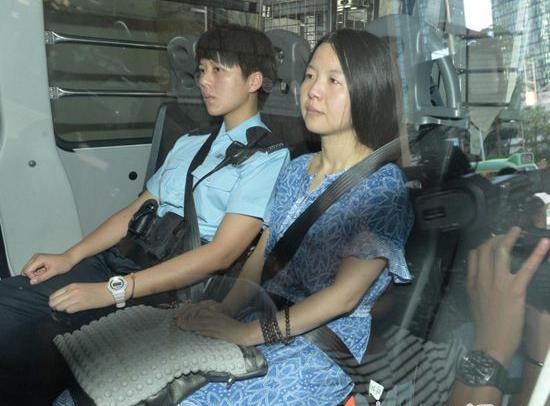 香港高院首宗庭內拍照入罪案 唐琳玲囚7日