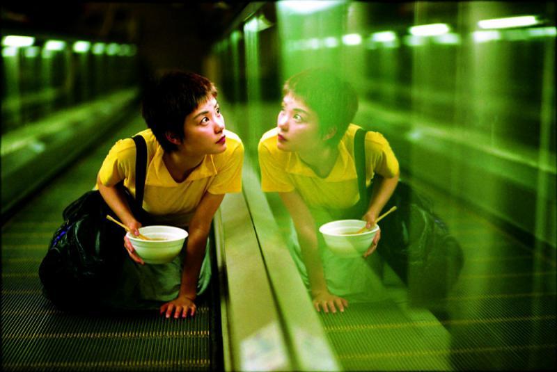 《重慶森林》:鳳梨罐頭加州夢